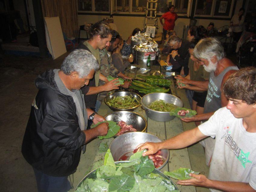 East Maui Taro Festival, April 29