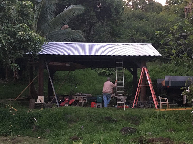 Farm Hale Roof Replacement