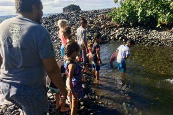 Kipahulu Makai Day for Hana School Keiki – Spring Break, March 21, 2018
